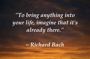 Richard bach - imagine