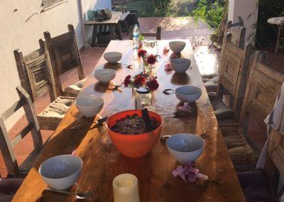 Ibiza dining
