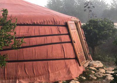 ibiza yurt