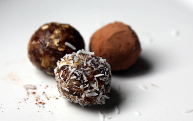 bliss ball recipe