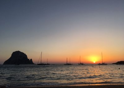 Ibiza Sunset Es Vedra