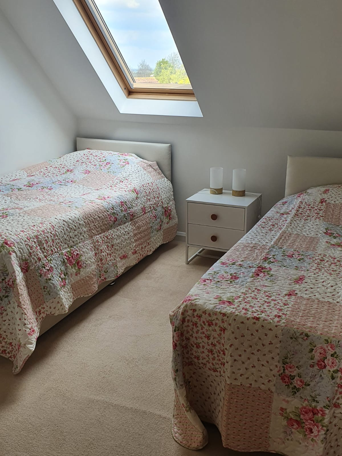 the other bedroom